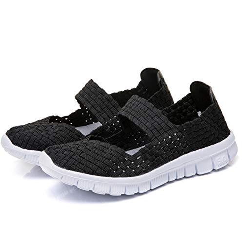 Mujer Zapatillas Casuales, 2019 Zapato Deporte En Suelas Cómodas Ligero con Plataforma Zapatos De Conducir...