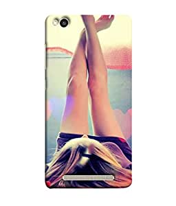 FUSON Designer Back Case Cover for Xiaomi Redmi 3s (Family Friends Happiness Together Sister )