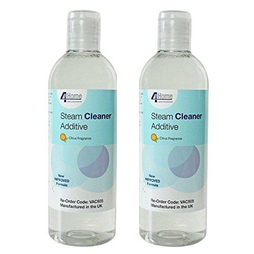 Preisvergleich Produktbild 4Your Home Reinigungszusatz für Dampfreiniger/Dampfwischer (Zitrusfrische) 2 Stück