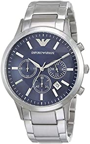 Emporio Armani Men's Ar2434 Dress Silver W