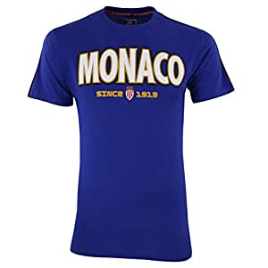 T-shirt AS MONACO - Collection officielle ASM FC - Football -Taille adulte XXL