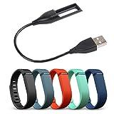 elegantstunning Nuevo Cargador de Cable de Alambre de Carga USB para Fitbit Flex Band Pulsera Mejor Precio de Regalo