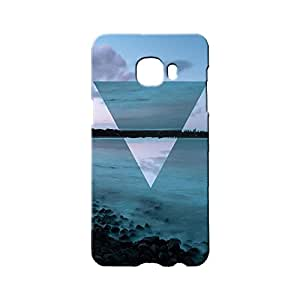 BLUEDIO Designer Printed Back case cover for Samsung Galaxy C7 - G0942