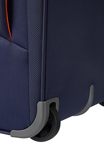 American Tourister - Pikes Peak - Upright 55/20 Erweiterbar Carbon Blue