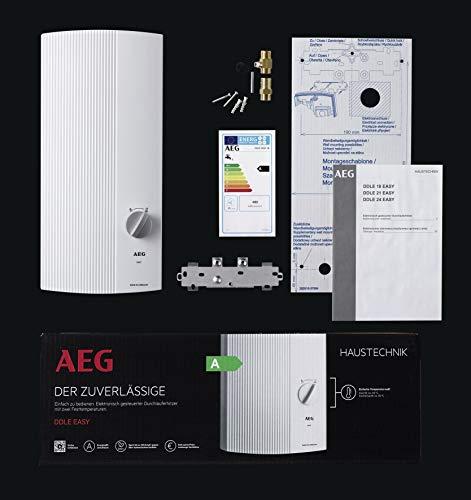 AEG elektronischer Durchlauf-Erhitzer - 6