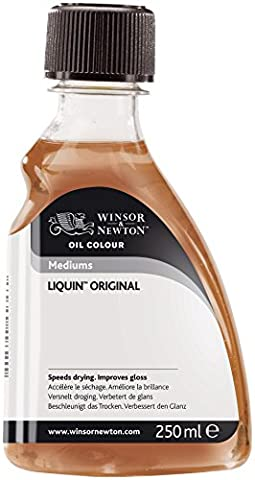 Winsor & Newton Malmittel, Liquin Original 250 ml