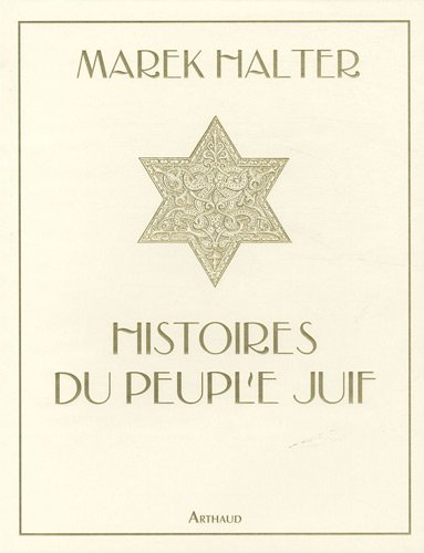 Histoires du peuple juif par Marek Halter