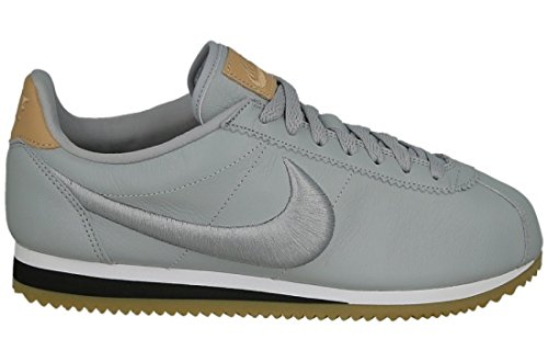 NIKE CLASSIC CORTEZ LEATHER PREM 861677003 Grey