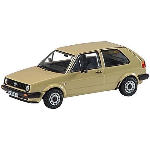 CORGI VW Golf Mk2 1.3C Beige 1/43 CORGIVA13602B
