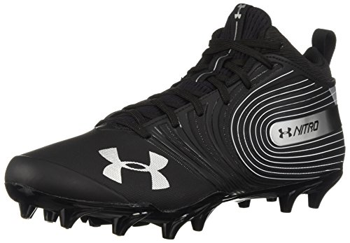 Under Armour Men's Nitro Mid MC Football Shoe