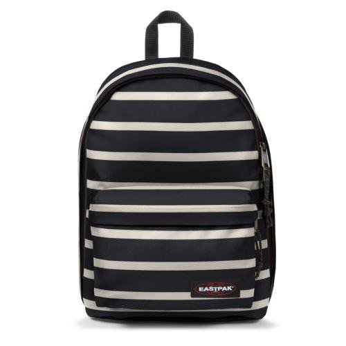 *Eastpak Out of office Sac à dos – 27 L – Gingham Stripe (Multicolore) Vente