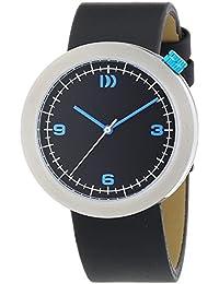 Danish Design Damen-Armbanduhr Analog Quarz Leder 3324543