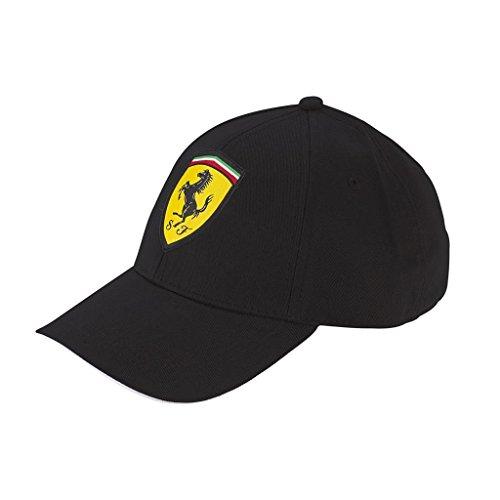ferrari-black-cap-with-classic-logo