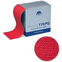 PINO PINOTAPE Baumwolle rot 5 cm x 5 m preisvergleich bei billige-tabletten.eu