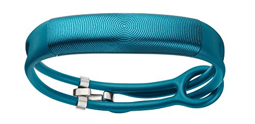 UP2 by Jawbone Activity Sleep Tracker Turquoise Circle Blue Lightweight Thin Straps  available at amazon for Rs.5087