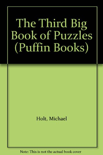 The third big book of puzzles