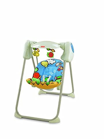 Fisher-Price Balancelle Projection Musicale