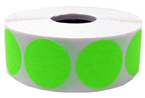 Etiquetas adhesivas circulares Tile & Sticker 5 cm