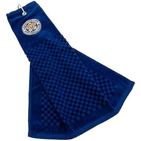 Leicester City Fc–Tri-Fold asciugamano da golf, un ottima idea regalo di natale/Compleanno per uomini e ragazzi