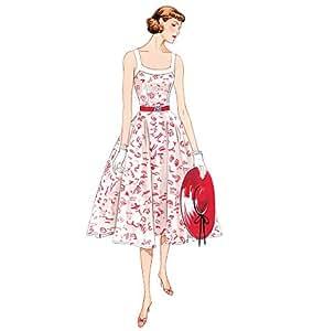 Vogue Sewing Pattern 2902 Ladies Dress Sizes: 18-20-22