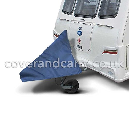 Deluxe caravan A frame towing hitch cover, waterproof, used for sale  Delivered anywhere in UK
