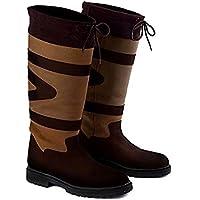 Toggi Chaussures D'Équitation Pour Fille Marron Cedar Brown - Marron - Cedar Brown, 35 EU