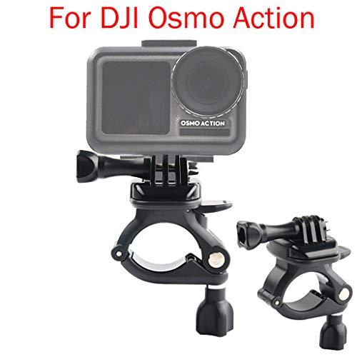 eliaSan Toy Für DJI Osmo Action Fahrradhalter Ständer Whirl Lenkerhalter -