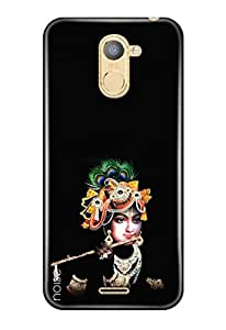 Noise Infinix Hot 4 Pro Printed cover For Infinix Hot 4 Pro Case/ Festivals & Occasions / Lord Krishna-(GD-502)