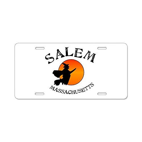 Massachusetts Hexe-Aluminium Nummernschild, vorne Nummernschild, Vanity Tag ()