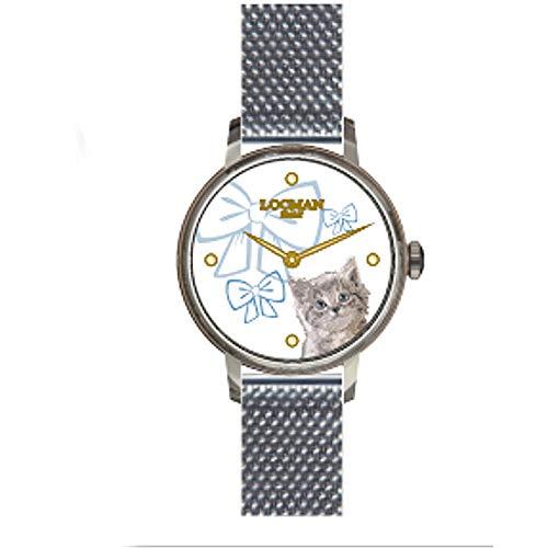 Reloj Solo Tiempo niño Locman 1960 clásico cód. F253A08S-00WHGA2B0