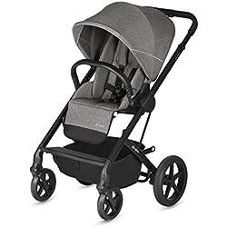 Cybex 518001045 Balios S - Silla de paseo todo terreno, desde el nacimiento hasta los 17 kg (4 años) color gris