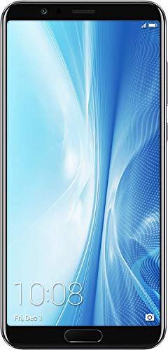honor view 10 smartphone, nero, 4g lte, kirin 970 octa-core, 128gb memoria, 6gb ram, display 5.99 fhd+, doppia fotocamera 20+16mp, nero (midnight black)