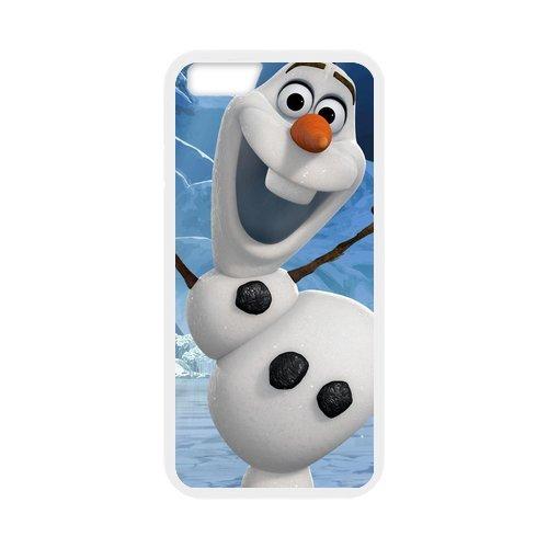 Apple iPhone 66S longue durée pouces Coque Disney Frozen, Elsa, Anna, Olaf, iPhone 6Coque, protection Case Protective Cover Handytasche Accessoires pour Apple iPhone 6/6S (4.7inch)