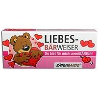 BärenBande OBÄRarzt Traubenzucker Liebes-BÄRweiser