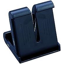 Arcos Afiladores - Afilador Profesional de Bolsillo para Cuchillos - Hecho  de Plástico Color Negro cf9c0eed6ee1