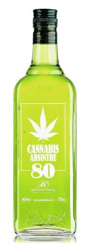 Antonio Nadal CannabisAbsinthe80 Wermut (1 x 0.7 l)