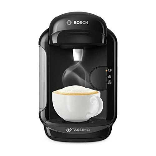 41PdTMFLWiL. SS500  - Tassimo By Bosch Vivy 2 T14 TAS1402GB Coffee Machine - Black