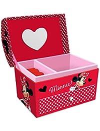 Disney Minnie Chicas Joyero - Rojo