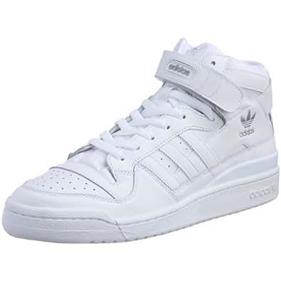 Adidas Forum Mid chaussures 4,5 white/white