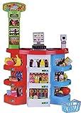 Supermarkt Kaufladen Einkaufsladen Kinder Eddy mit kasse und Kaufmannsladen Toys cb