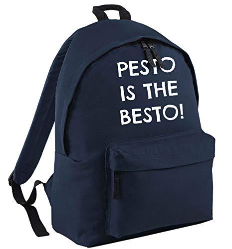 Flox Creative Navy Backpack Pesto is the Besto