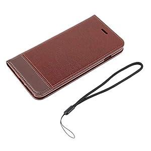 Lovelysunshiny Leder Brieftasche Kartenhalter Flip Standplatz-Abdeckung Für Apple Für iPhone6p / 6ps