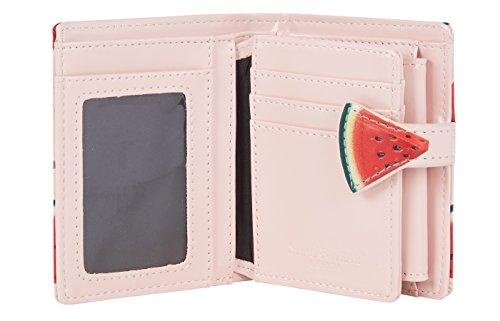 Shagwear portafoglio per giovani donne Small Purse : Diversi colori e design: Cocomero / watermelon
