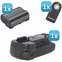Profesional empuñadura de batería para Nikon D7100(similar a MB-D15multifunktionsgriff 1x mando a distancia por infrarrojos (como ML-L3) 1x batería de repuesto para EN-EL–15)