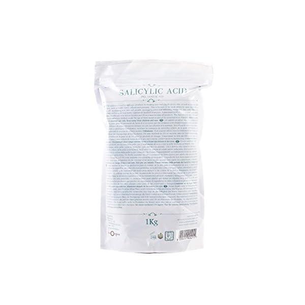 Salicílico Ácido Polvo – 1Kg