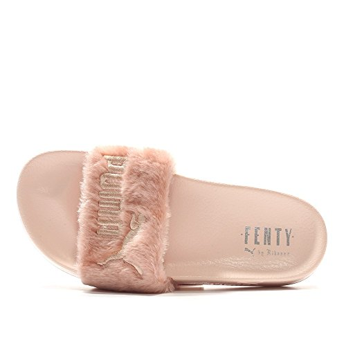 Brand New Rihanna Fenty X Puma Fur diapositive 3.662.266-03 shell