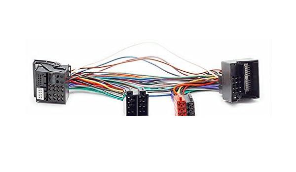 C-MAX; Transit; Kuga CARAV 12-123 ISO F-Cabel Fusion; Mondeo Fiesta Radio Adapter for Focus