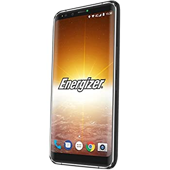 Energizer Power Max P600S 64 GB UK SIM-Free Smartphone - Blue