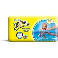 82a8a31c7a4c 36 pañales de natación desechables de Huggies Little Swimmers para pañales  pequeños, 3 – 8