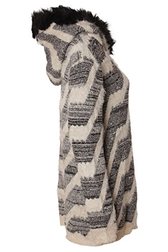 Softy - Gilet - Cardigan - Manches Longues - Femme Ivoire